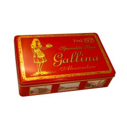 """Baci Gallina"" - 750 gr Tin..."